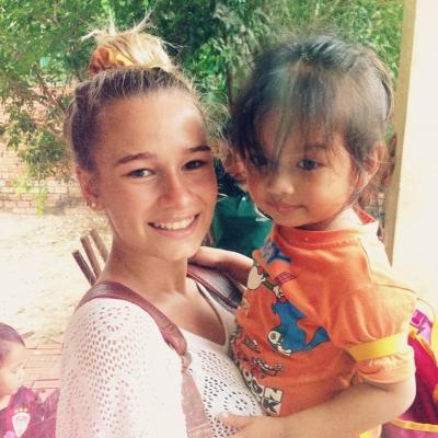 Alessia I in Cambodia
